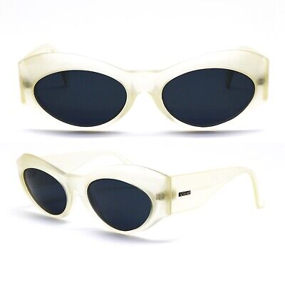 Occhiali Gianni Versace 374 681 Vintage Sunglasses New Old Stock 1990'S