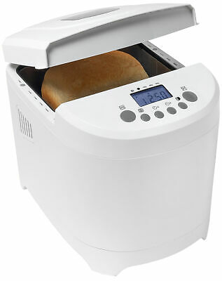 Bestron ABM2003 - White - 900 g - Cake dough,Pizza dough - 13 h - 90 min - 60