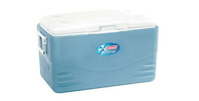 Coleman 3000004956 Xtreme 52QT - Blue,White - High-density polyethylene (HDPE)