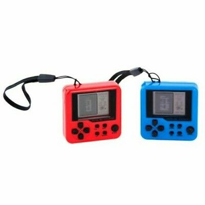 Micro Bricks Miniature Handheld Games Console - Includes 26 Classic Arcade Games