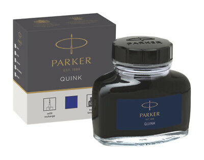 PARKER 1950376 - Blue - Black - 1 pc(s) QUINK BOTTLE - BLUE