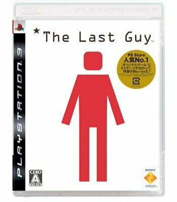 USED ​​PS3 The Last Guy [Japan Import]