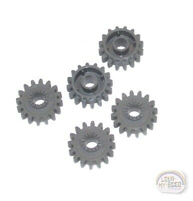 LEGO Technic 25 pcs DARK GREY GEAR 24 TOOTH Teeth wheel spur Mindstorms EV3 3648
