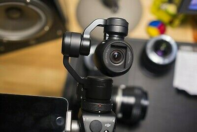 DJI OSMO+ PLUS 4K 12MP Stabilized w/ 22-77mm, 3.5× optical ZOOM - Excellent!