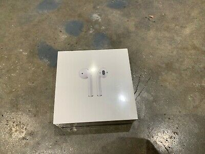 OB Apple AirPods In-Ear Bluetooth Headsets AirPod Air Pods Pod Case MMEF2AM/A