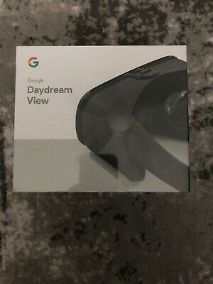 New Google Daydream View Virtual Reality Headset - Gray - 2nd Gen - Sealed Box