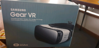 Gear vr virtual reality goggles oculus brand new in box