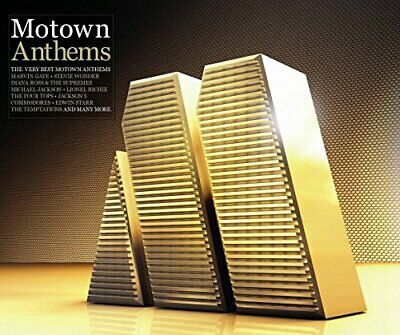 Various Artists - Motown Anthems - Various Artists CD NSLN The Cheap Fast Free