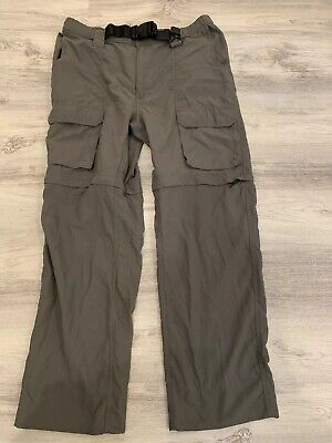 (Mz1) boy scouts of america Uniform Pants Switchbacks Zipper Youth XL X-large