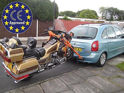 MOTORHOME/CAMPERVAN MOTORCYCLE /SCOOTER/TRIKE/TRAILER/CARRIER l