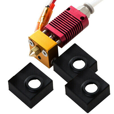 SILICONE BOOT/SOCK FOR 3D printer (Wanhao Duplicator 6, Monoprice