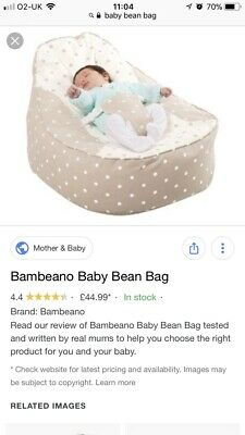 Outstanding Bambeano Baby Bean Bag Support Chair With My 1St Bean Bag Ibusinesslaw Wood Chair Design Ideas Ibusinesslaworg