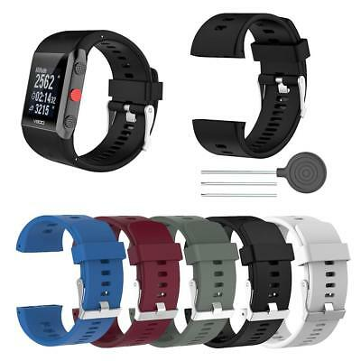 Replacement Silicone Watch Band Wrist Strap for Polar V800 GPS Smart Bracelet