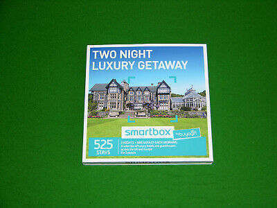 Two Night Luxury Getaway Voucher For Two People - Smartbox by Buyagift