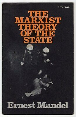 """1971 Political Booklet: """"The Marxist Theory Of The State"""""""