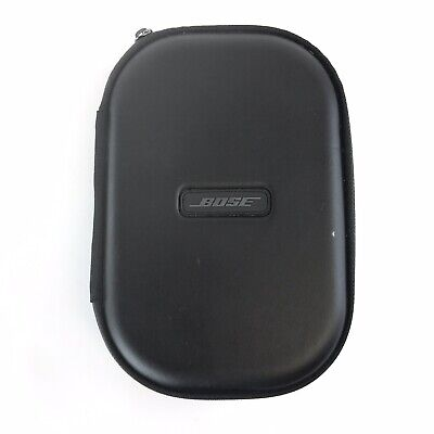 BOSE Headphones Hard Travelling Case For QC25,35 With Flight Plug Fast Shipping