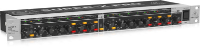Behringer Super-X CX3400 v2 Crossover