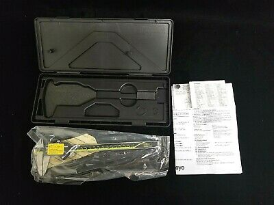 "Mitutoyo 500-197-20 200mm/8"" Absolute Digital Digimatic Vernier Caliper"