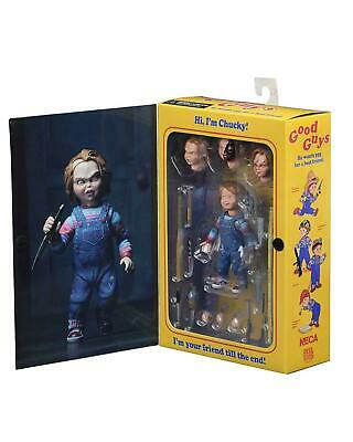 """Neca Good Guy 4"""" Chucky Childs Play Movie Action Figure 20 Points Articulation"""