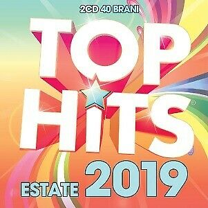 Compilation - Top Hits Estate 2019 - 2 Cd