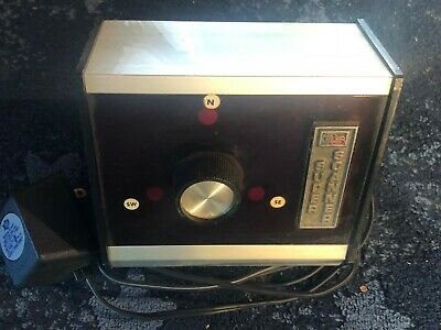 Vintage Super Scanner Control Box-CB-Other-The Antenna Specialists Company