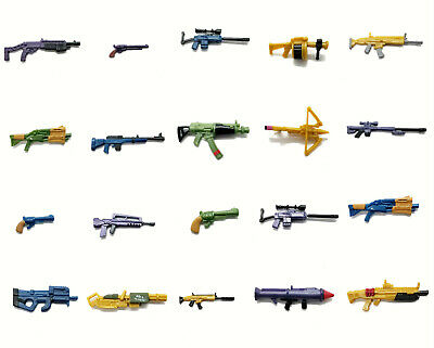 Jazwares Fortnite 1:18 Action Figure Weapons - Choose the ones you want