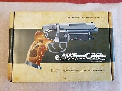 BLADE RUNNER HCG Tomenosuke Blaster-2049 MOVIE PROP VERSION NEW NEVER DISPLAYED
