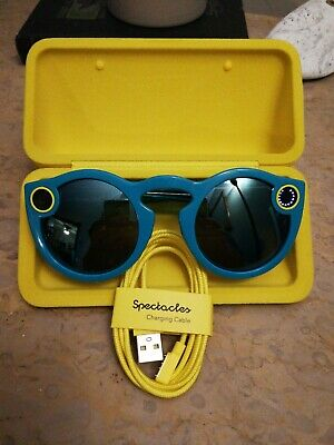 Snap Inc. Snapchat Spectacles Glasses - Turquoise