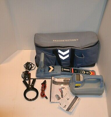Warranty Radiodetection Spx Rd7100 Dl T5 Cps Pipe Cable Fault Locator