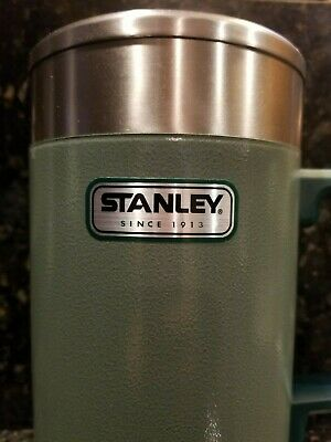 Stanley French Press - Stay Hot Coffee Pot - NEW - No Box Included - Excellent!