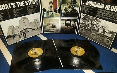 "Oasis - What's The Story Morning Glory? 12""] LP Vinyl Record Album"