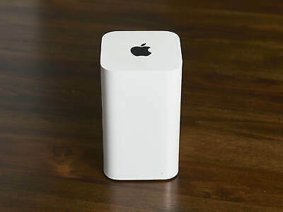 Apple AirPort Extreme A1521 3-Port Gigabit Wi-Fi 802.11 AC Router - FREE POSTAGE