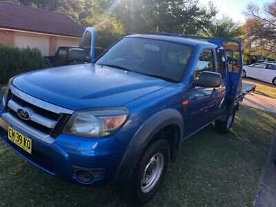 Ford Ranger Super Cab 11 2010 4x2 Manual