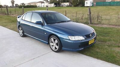 Holden Commodore VY 2003 3.8i V6 - NO RESERVE