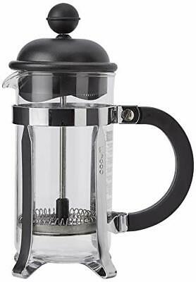 Bodum Caffettiera French Press Coffee Maker, Black Plastic Lid and From japan