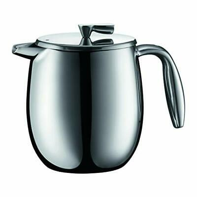 Bodum Columbia 11055-16 4-Cup Double Wall French Press Coffee Maker, From japan