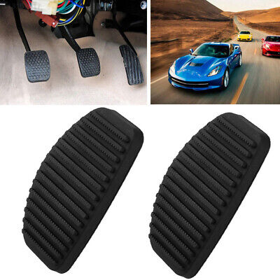 A Pair Of Clutch Pedal Pads Rubber Cover For Ford Transit MK6 MK7 2000-2004 M2