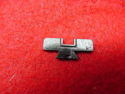 Redhawk...90036 Ruger Rear Sight Blade With Low White Outline For GP100