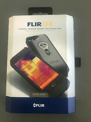 Flir One First Gen Thermal Imaging Camera For iPhone 5/5s Space black Flirone