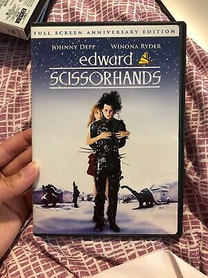 Edward Scissorhands Anniversary Edition