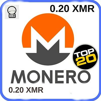 0.20 Monero(XMR) CRYPTO MINING-CONTRACT ( 0.20 XMR ),
