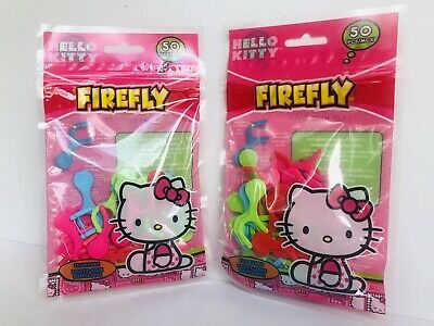 Hello Kitty Tooth Floss, Girls, Rare, New, Pink, School Travel, Clean Teeth.
