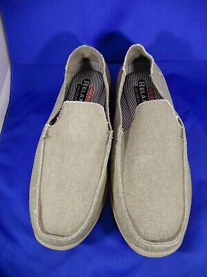 0012a451 Skechers Superior Milford Slip-On Shoe Relaxed Fit Mens Casual Shoes Size  10.5