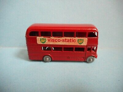 "MATCHBOX TRANSFERS//DECALS /""Peardrax/"" 5c LONDON BUS"