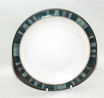 Denby Pottery Azure Coast Pattern Side Plate 18.5cm Dia made in Stoneware