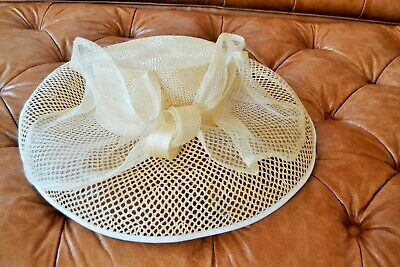 d87aaa19 FRANK USHER ~ ~ Stunning Hat Wedding Races Mother of the Bride Dress