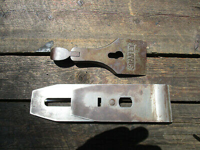 Stanley Bailey SW No 4 or 5  Blade Lever Cap Used Vintage Plane Part sweetheart