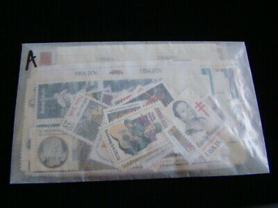 """$50.00 Face Value All Mint Usable Postage Lot Singles,Blocks """"Free Shipping"""" a"""