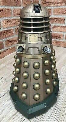 """Dr Who Delek Terry Nation 1963 Figure. Collectable H 14"""""""