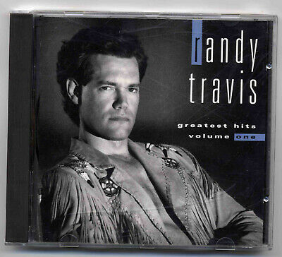 Randy Travis Greatest Hits Volume One, (1992 Warner Bros.)